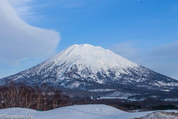 Mt. Yotei, Hirafu, Niseko