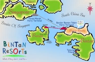 bintan-lagoon-villa-map