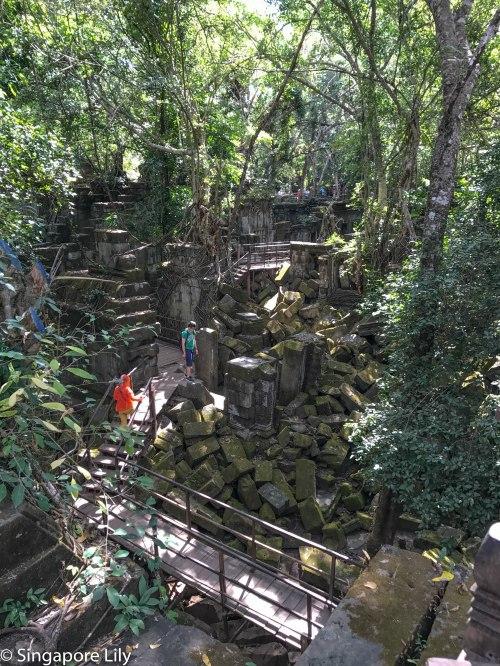 BengMelea Temple, Cambodia
