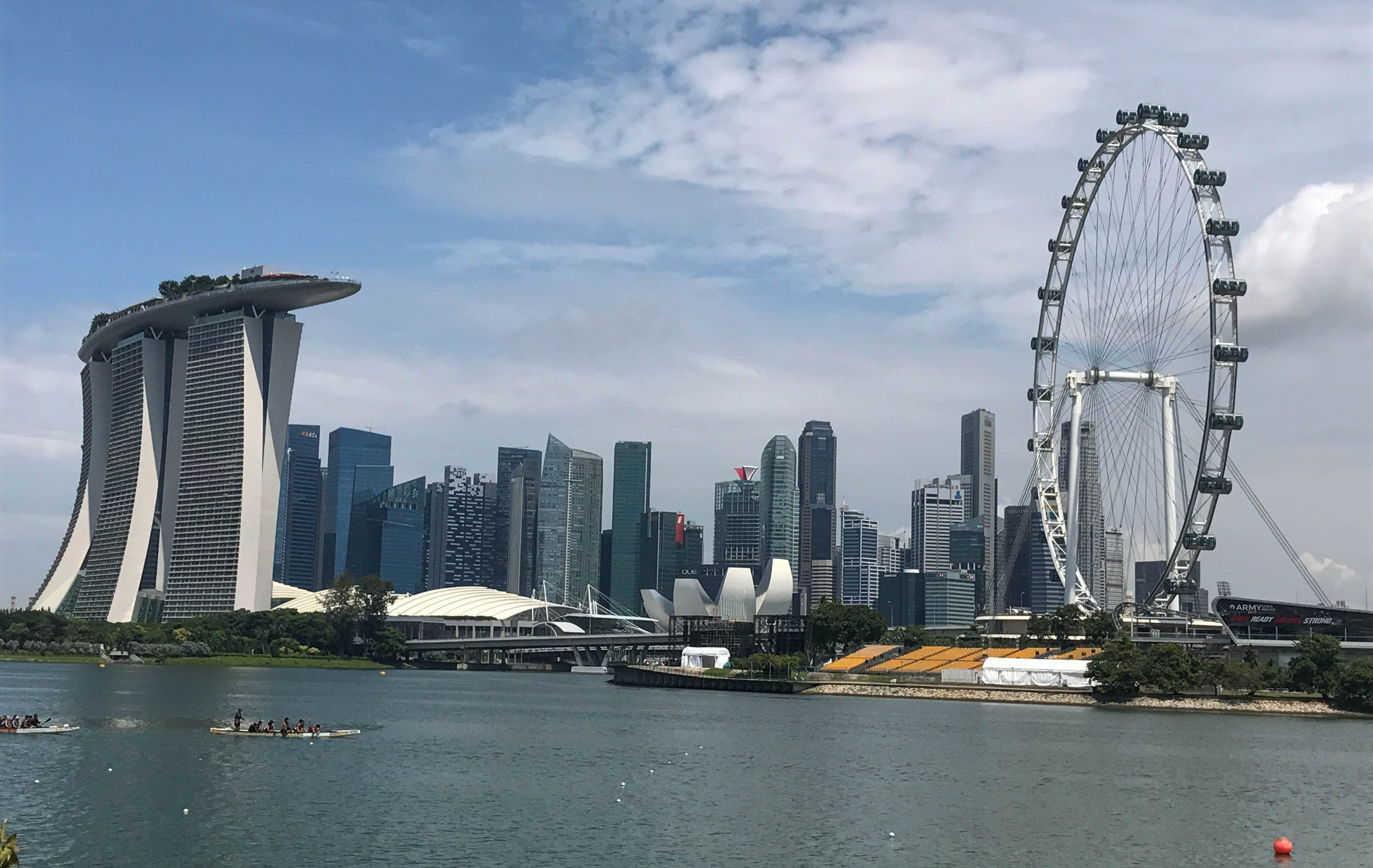 SINGAPORE LILY